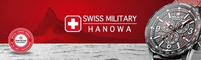 Montres Swiss Military Hanowa