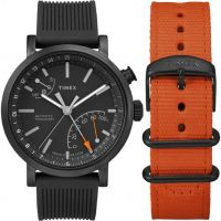 Mens Timex Indiglo Metropolitan+ Watch